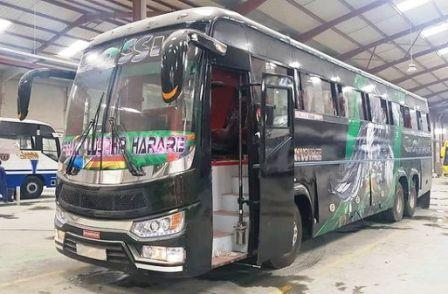 Classic Coach Bus