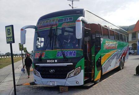 Super Baraka Express
